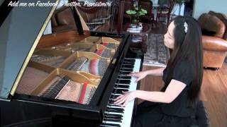 Rihanna - Only Girl (In The World) | Piano Cover by Pianistmiri 이미리