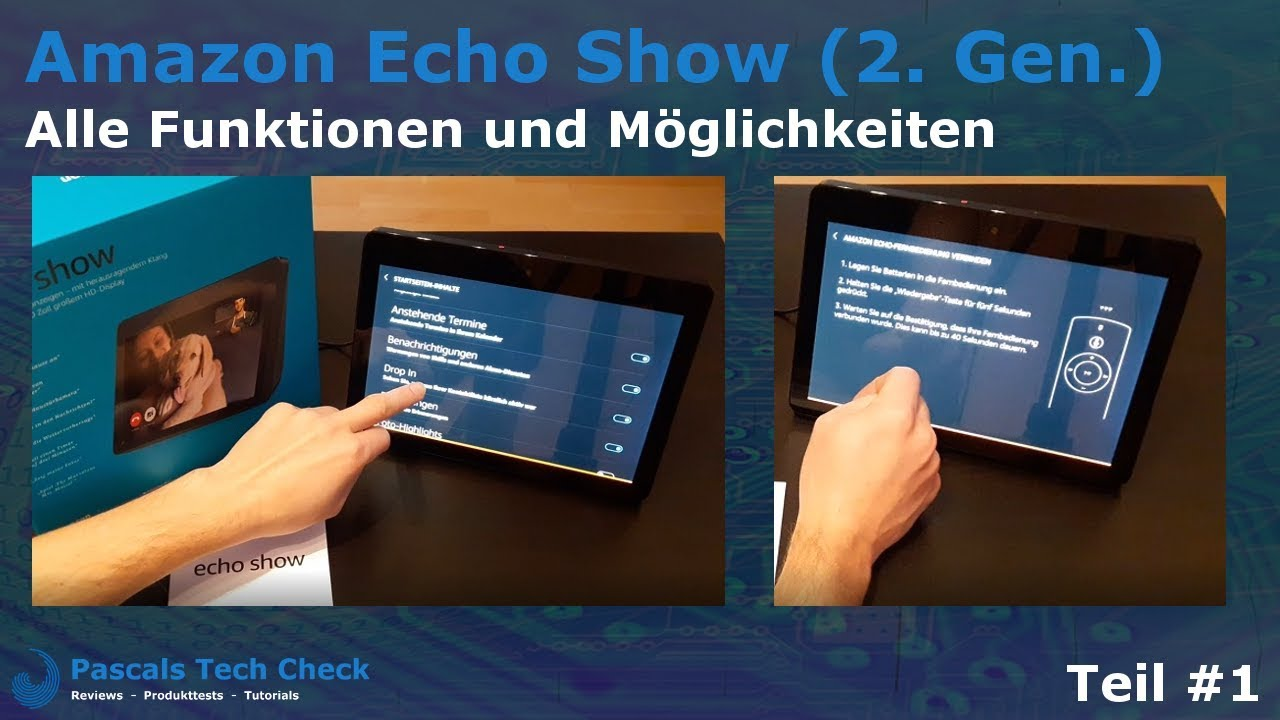 Youtube Auf Echo Show