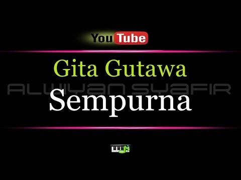 Karaoke Gita Gutawa - Sempurna V2