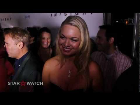 AngelineRose Troy  at InSight prerelease party
