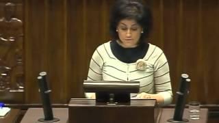 [203/318] Agnieszka Kołacz-Leszczyńska: Pani Marszałek! Panie Ministrze! Panie i Panowie Posło..