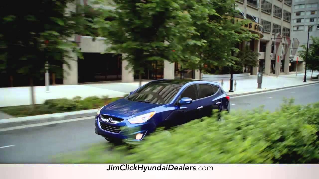 2013 Hyundai Tucson Walk Around Review For Jim Click Hyundai Sahuarita  Green Valley