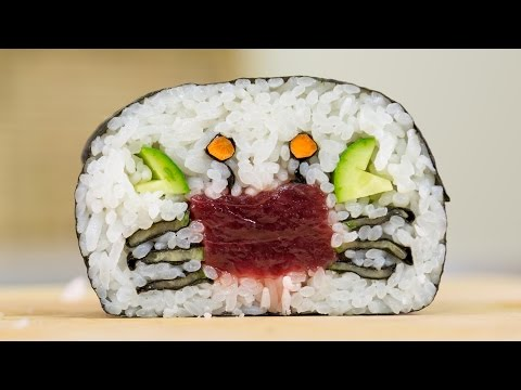 Download How to Make a Crab Sushi Roll Screenshots