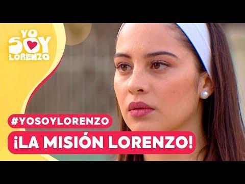 #YoSoyLorenzo - ¡La Misión Lorenzo! - Carlos Y Laura / Capítulo 1