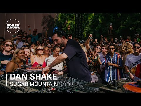 Dan Shake Boiler Room x Sugar Mountain 2018 DJ Set