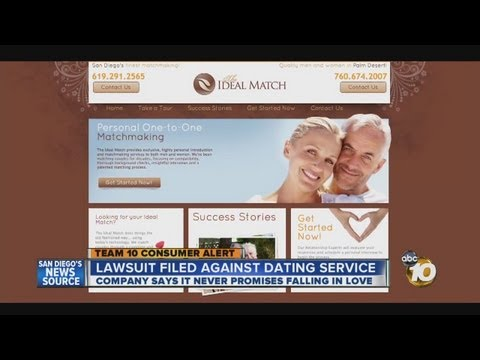 San Diego Dating Service The Ideal Match Faces Lawsuit