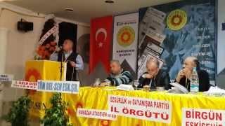 Eğitim Sen Eskişehir 9. Olağan Genel Kurulu (16.02.2014)