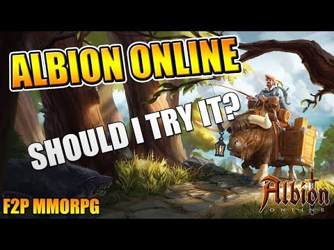 Albion Online   Should I try Albion Online?