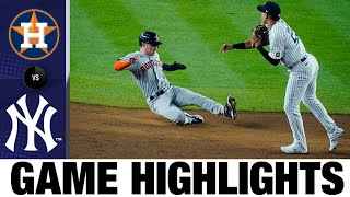 Astros vs. Yankees Game Highlights (5/4/21)