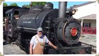 2017 Walkersville steam train