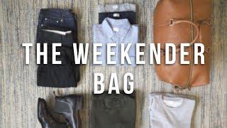 Weekender Bag   What's in My Bag
