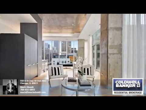 STUNNING penthouse unit with jaw-dropping wrap-around skyline views!