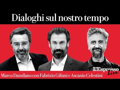 Dialoghi sul nostro tempo: Marco Damilano Fabrizio Gifuni e Ascanio Celestini
