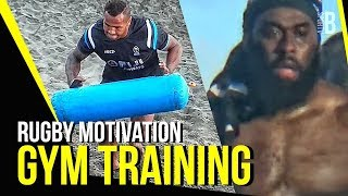 Rugby Motivation  Gym Training | Road To The Dream
