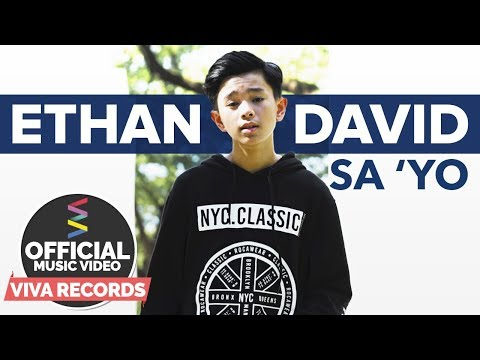 Ethan David — Sa 'Yo [Official Music Video]