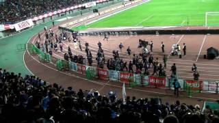 日本vsセルビア 試合後のブーイング Japan - Srbija Booing of Japanese supporter thumbnail