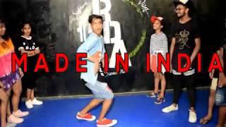 MADE IN INDIA // Guru Randhawa / DANCE CHOREOGRAPHY// 15RDA