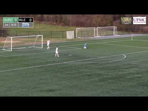 Mercyhurst University Men's Soccer 2019 season PSAC goals