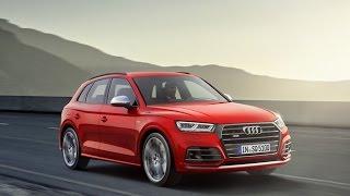 ► 2017 Audi SQ5 - Interior   Exterior