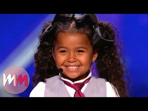 Top 10 Best Kid Talents in Americas Got Talent