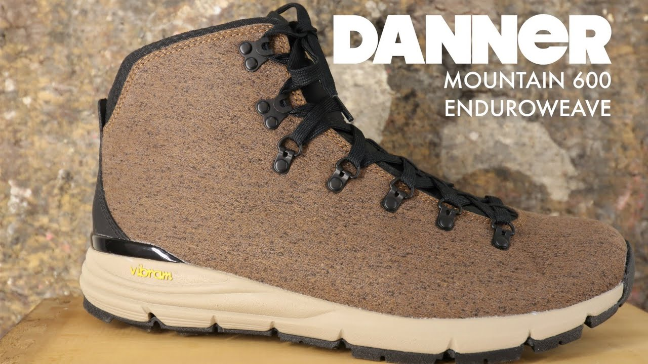ed58be41ee1 DANNER MOUNTAIN 600 | ENDUROWEAVE | The Boot Guy Reviews