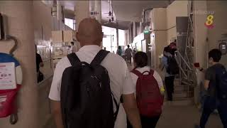 【冠状病毒19】逾7000人违反安全距离 部长深表失望