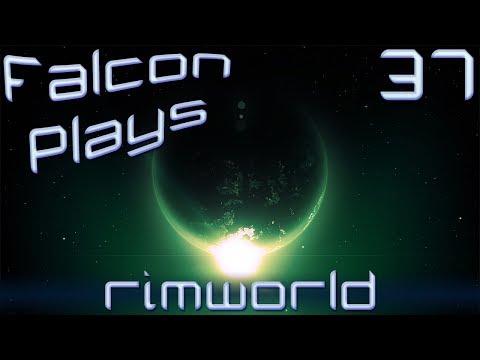 Falcon's Let's Play Rimworld Gameplay Part 37 [Gotham City, Rimworld]