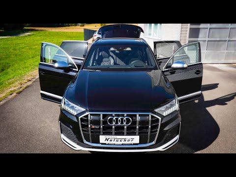 2020 Audi SQ7 4.0 TDI - 900 NM/435 HP