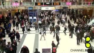 tony maloney flash mob