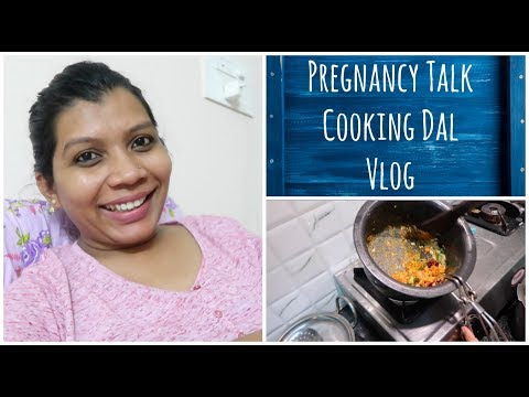 Pregnancy things I was not aware of | Cooking Dal | vlog 24