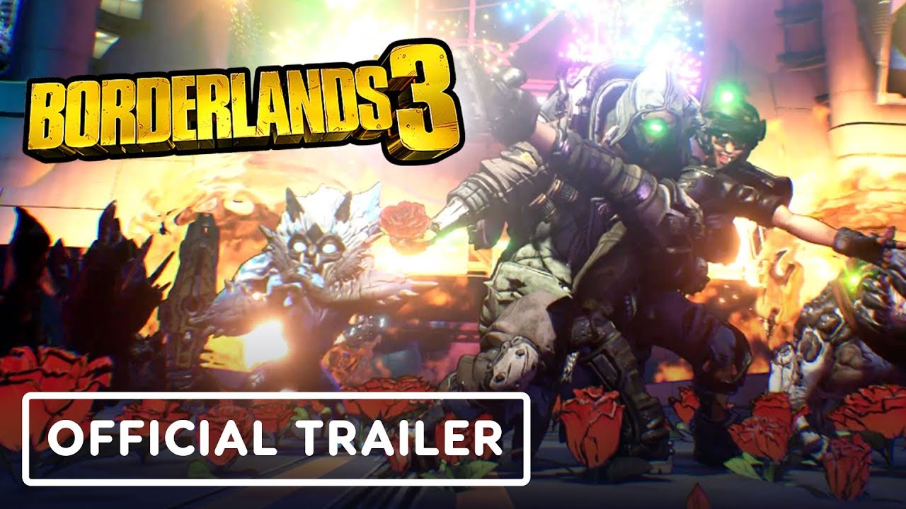 "Borderlands 3 - Offizieller Trailer zu ""So Happy Together"" + video"