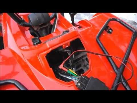 hqdefault Qmb Wiring Harness on