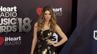 Ashley Greene 2018 iHeartRadio Music Awards Red Carpet