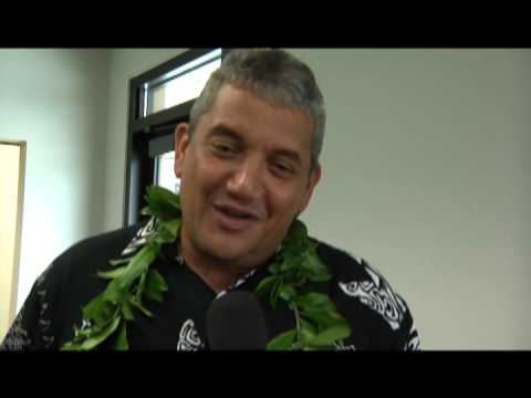 Mayor Billy Kenoi on