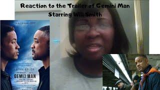 Gemini Man   Will Smith   Trailer Reaction