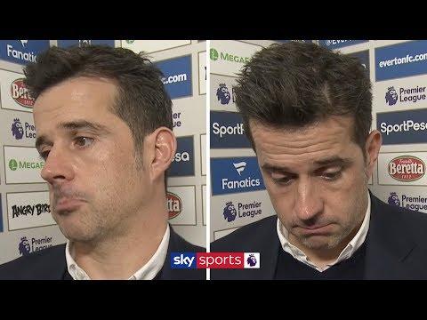 Marco Silva addresses his future & unhappy Everton fans | Everton 0-2 Norwich |