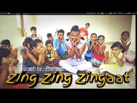 Zing Zing Zingaat   Sairaat   ADP Rockstar Crew   Premjeet kr.