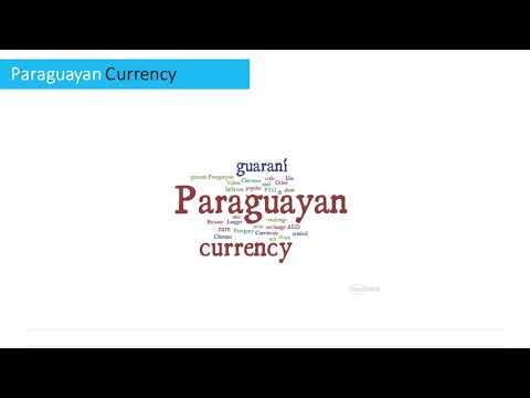 Paraguayan Currency - guaraní