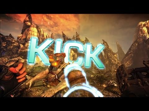 Bulletstorm - Whip, Kick, Boom Trailer (2011) | HD