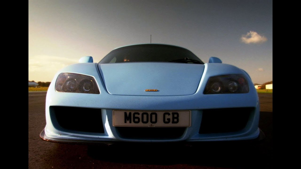 Noble M600 track test - Now in Full HD - Top Gear - BBC