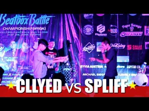 Philippine Beatbox Battle   CLLYED vs SPLIFF   Top 8