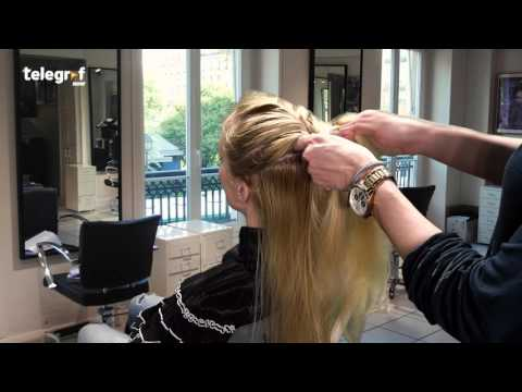 Kako da napravite riblju kost/ How to make french bride hair