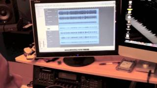 iPad for Backing Tracks Using GarageBand - Preparing Audio for Alesis iO Dock Part 1