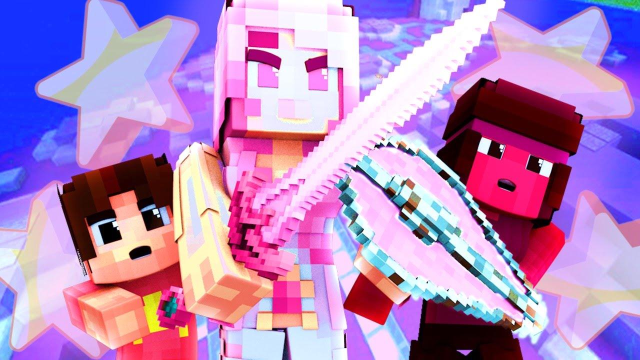 Steven Universe - ROSE QUARTZ! (Minecraft Steven Universe Roleplay) #12