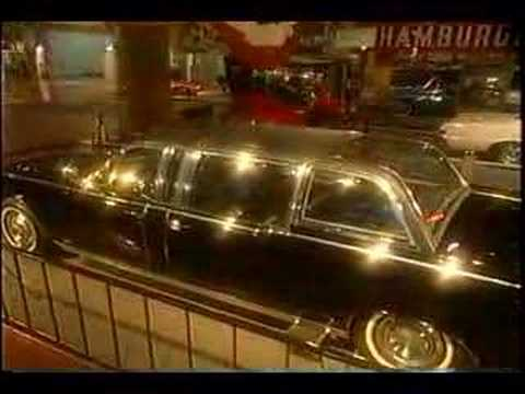 JFK assassination Presidential limo SS-100X, part 1