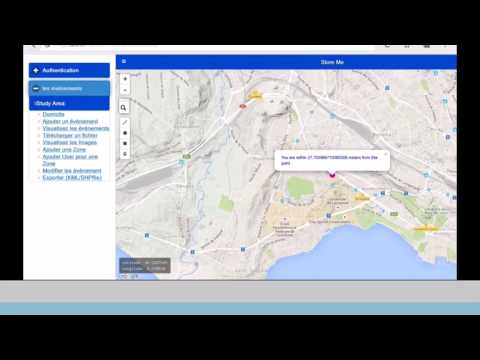 Hazard Mapping Android Application for Canton project - Version 1