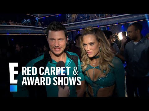 """Nick & Vanessa Lachey Gush Over Each Other on """"DWTS"""" 