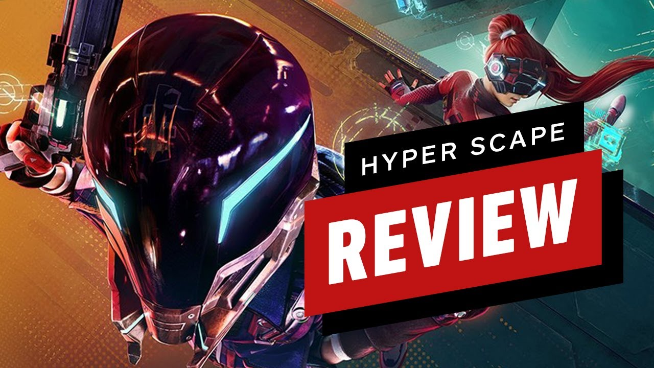 Hyper Scape Review (Video Game Video Review)