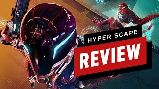 Hyper Scape Beta Review