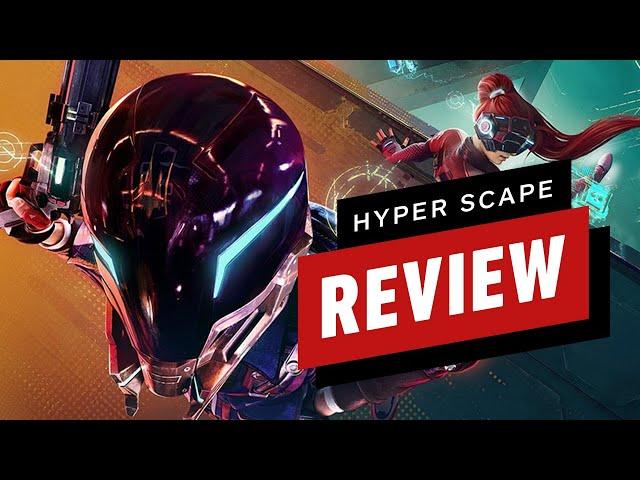 Hyper Scape Beta Review